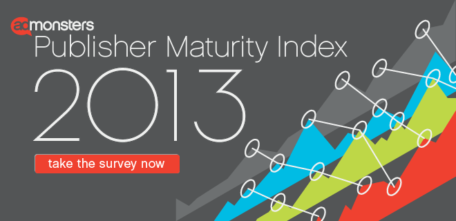 Take our Publisher Maturity Index survey now