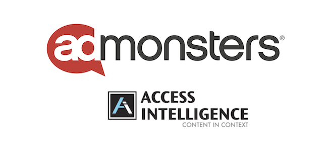 AdMonsters Joins Access Intelligence